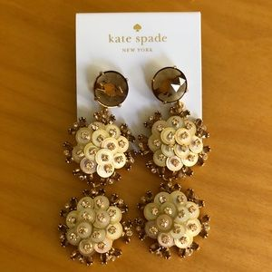 Gorgeous Gold Statement Earrings